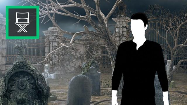 Spooky Graveyard