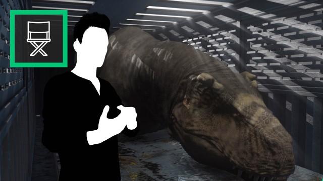 Jurassic T-Rex Set