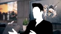 Interview at Home - Virtual Set