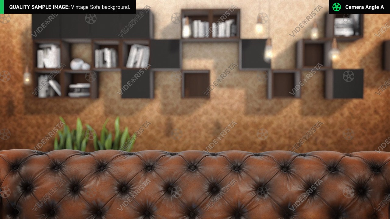 Interviews - Virtual Set with custom camera angles and ...