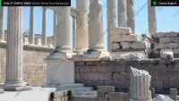 Ancient Roman Ruins - Virtual Set