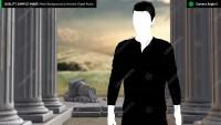 Ancient Greek Columns Scenery - Virtual Set