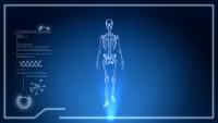 Walking Skeleton Virtual Scan