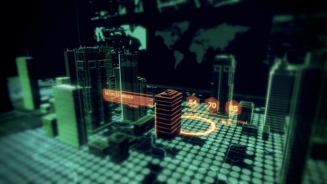 Cyber City - Security Breach